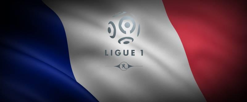 Футбольный матч Лиги 1. «Монако» — «Кан»