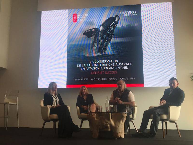 Monaco Ocean Week 2019: на защите китообразных и планеты без пластика