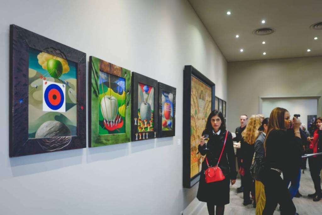 Эксклюзивный тур в поисках художественного креатива на Monaco Art Week 2019