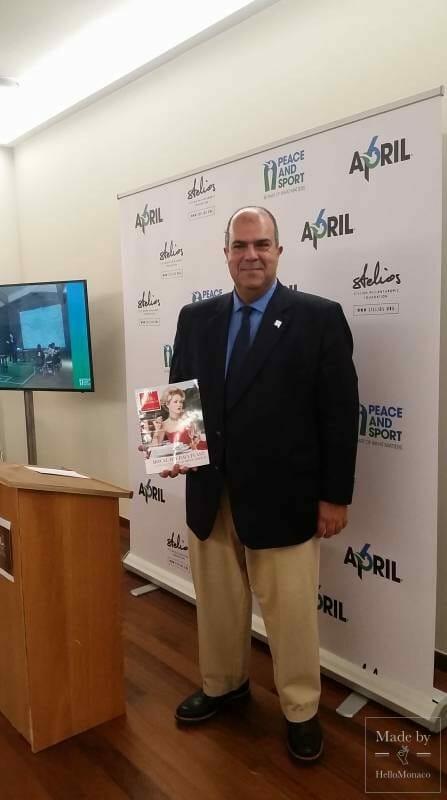 Фонд филантропии сэра Стелиоса и Peace and Sport объединили усилия на благо мира