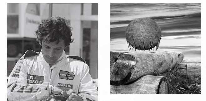 """Выставка черно-белых фотографий """"De la piste au sentier"""""""