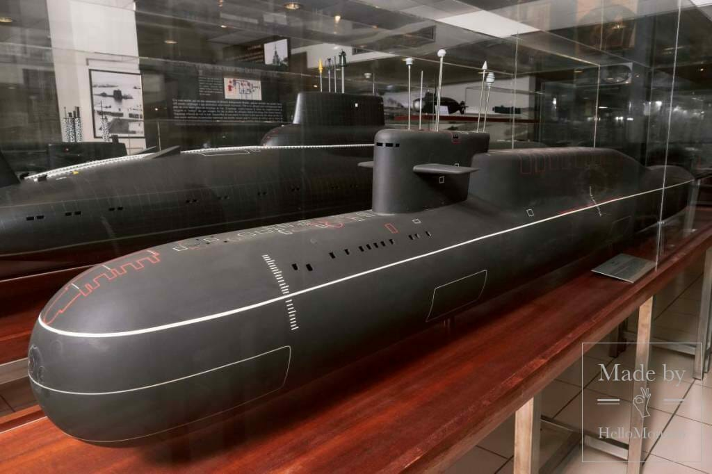Уникальная коллекция Военно-морского музея Монако