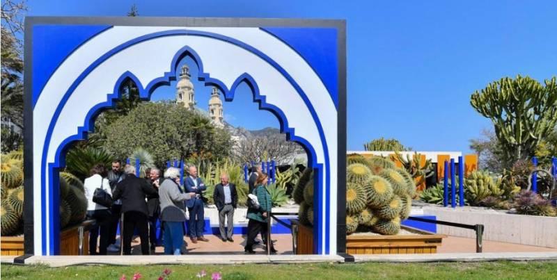 """Торжественное открытие сада """"Балкон на Средиземноморье"""""""