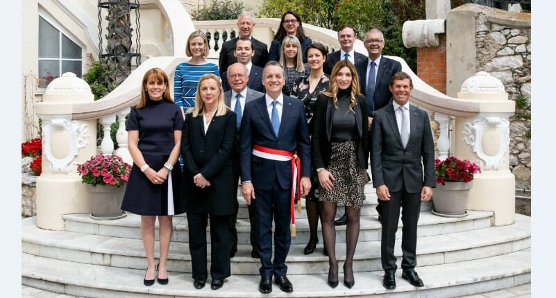 Состоялась официальная инаугурация мэра Монако Жоржа Марсана