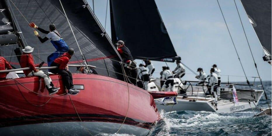 2-я регата Monaco Swan One Design завершилась