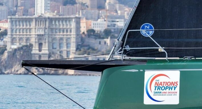 Регата Monaco Swan One Design