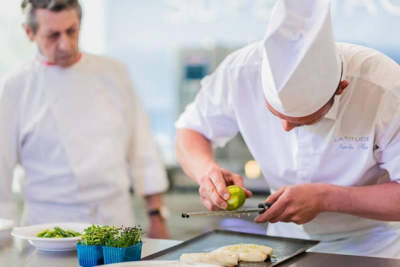 Яхт-клуб Монако: шеф-повара суперъяхт сразятся за звание лучшего