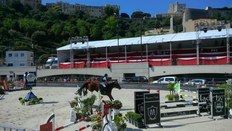 14-й турнир Monte-Carlo Jumping International