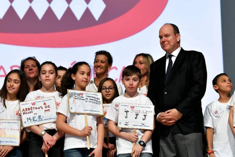 «Морской образовательный район»: инициатива школьников Монако