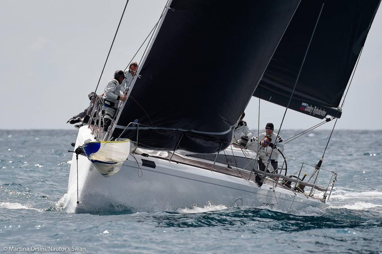 Президент ФК «Монако» принял участие в регате Monaco Swan One Design