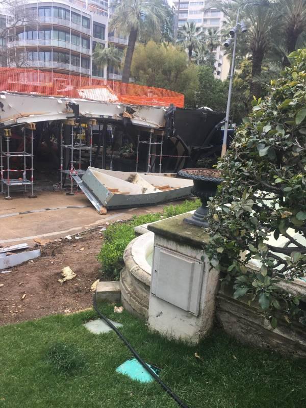 Новый роскошный образ садов Булингрин