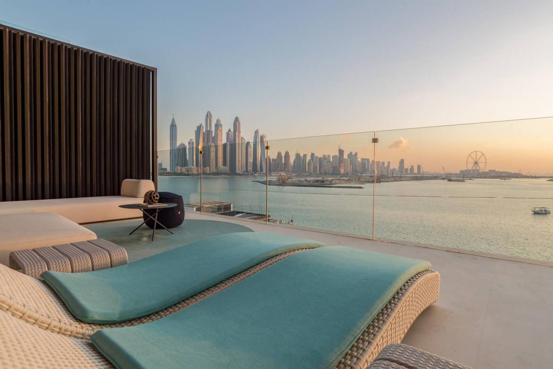 Резиденция Palme Couture: монакский шик покоряет Дубай