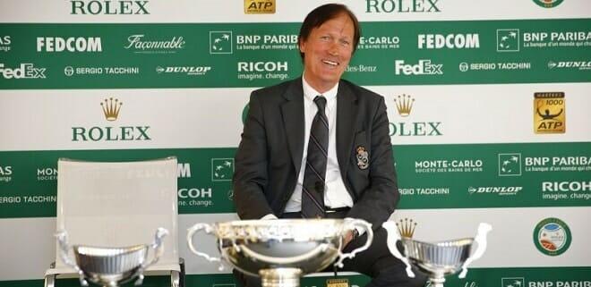 Rolex Masters Monte-Carlo - история теннисного турнира