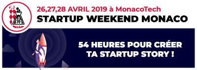 Startup Weekend Monaco 2019