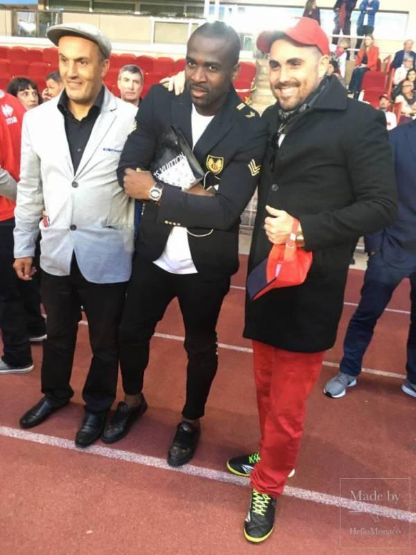 3:2 и князь Монако получает трофей в матче Star Team For The Children
