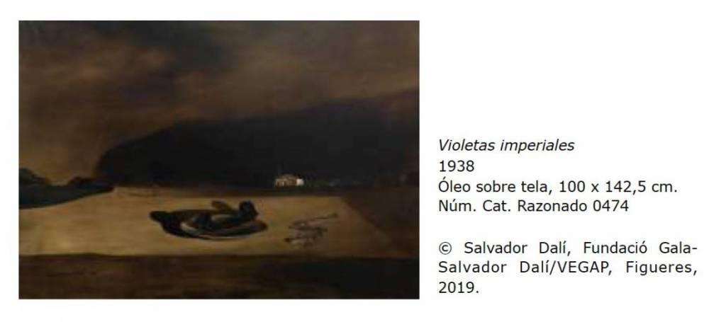 «Дали, история живописи», интригующая выставка в Форуме Гримальди