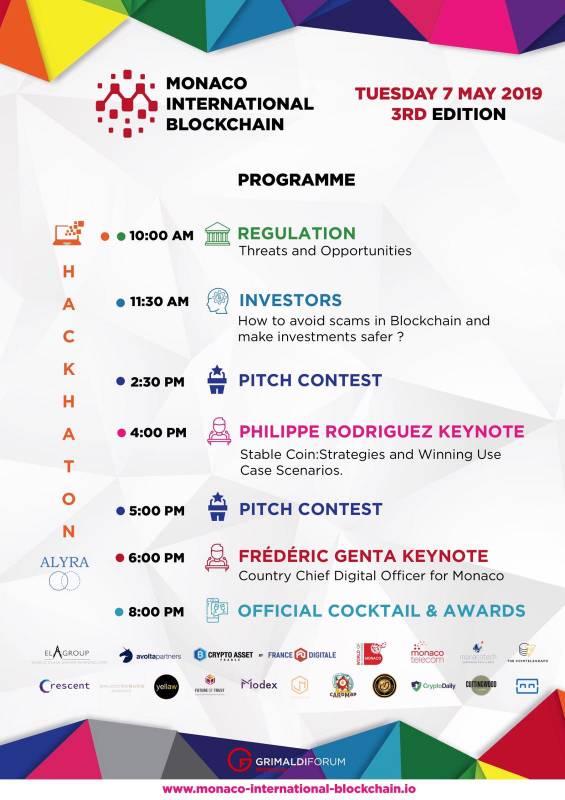 Конференция Monaco International Blockchain (MIB)