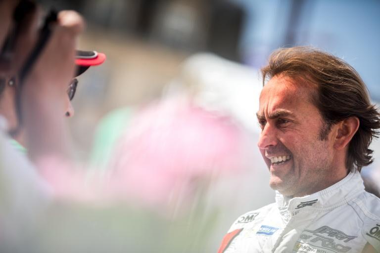 Оливье Беретта, многократный победитель чемпионатов по автогонкам на выносливость