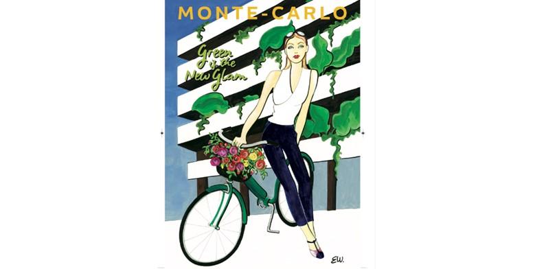 Неделя Моды Монте-Карло: зелёный – хит сезона!