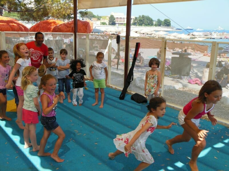 Лето-2019: развлечения для детей в Монако и за его пределами
