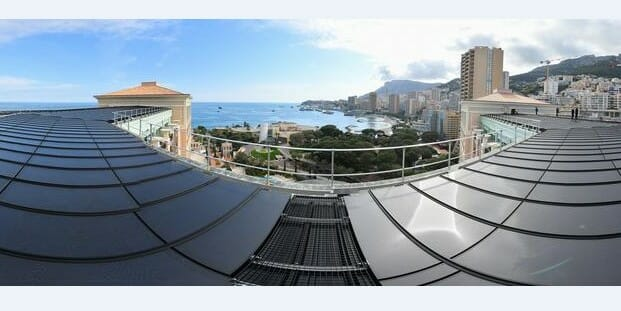 Монте-Карло Бэй за солнечную энергию - новая инсталляция в отеле