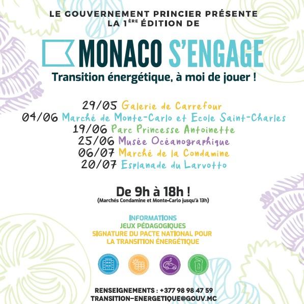 Монако делает новые шаги навстречу энергетическому переходу