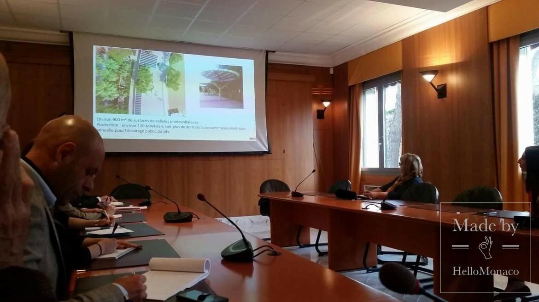 Правительство Монако представило проект экологически чистого будущего пляжа Ларвотто