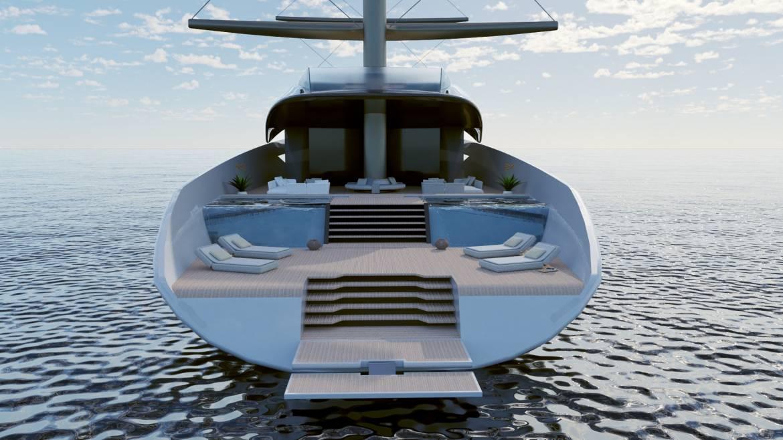 Концепция 80-метровой Manta от дизайнера года и другие новости