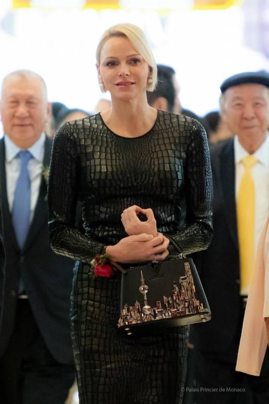 Дела княжеские: княгиня Шарлен даст старт соревнованиям в Ле-Мане