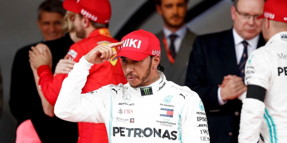 77-й Гран-при Монако F1: 3-й триумф Хэмилтона в Монако