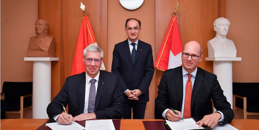 Монегасско-швейцарское соглашение по банковскому надзору
