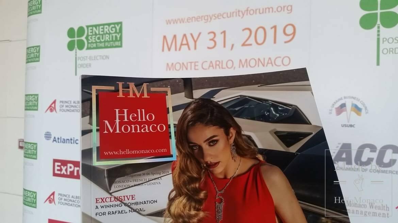 Ежегодный форум по энергетической безопасности Монако за глобальные решения в области чистой энергии