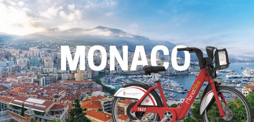 300 новых электрических велосипедов для Монако с приложением CityMapper