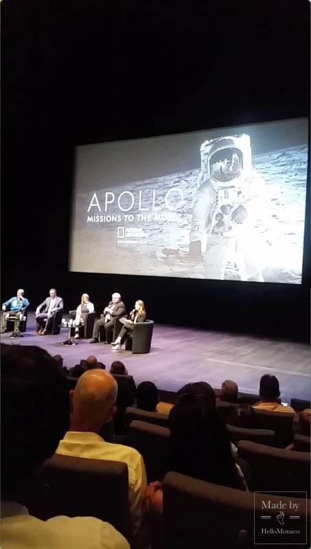 """""""Аполлон, миссии на Луну"""": мировая премьера документального фильма в Монако"""