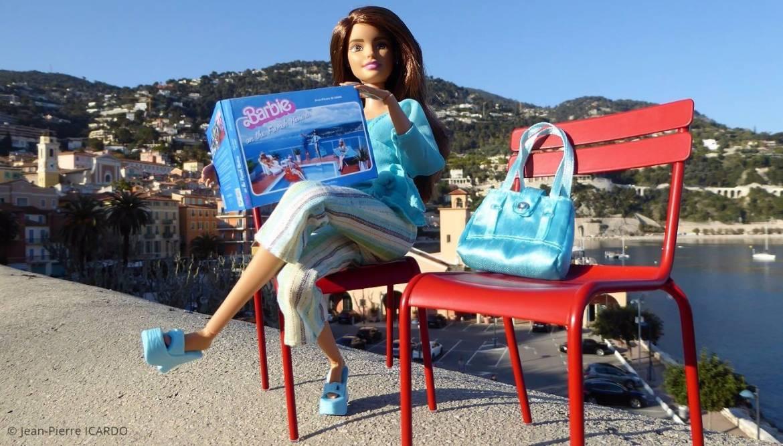 Кукла Барби: приключения легендарной блондинки на Лазурном берегу