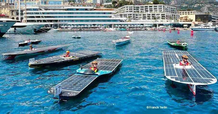 Регата Monaco Solar & Electric Boat Challenge