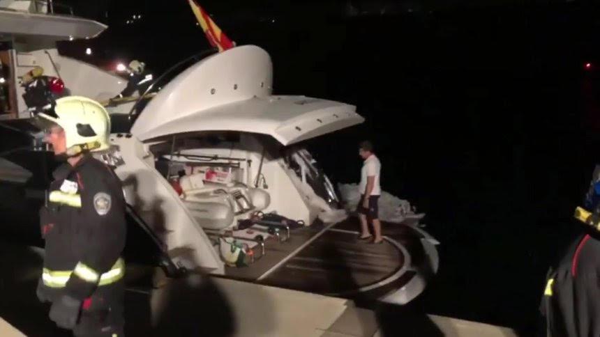 ПолотноЛеонардо да Винчи на борту 134-метровой суперъяхты и другие новости