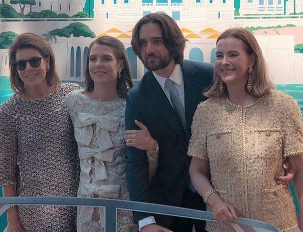 Дела княжеские: свадьба Шарлотты Казираги с Дмитрием Рассамом