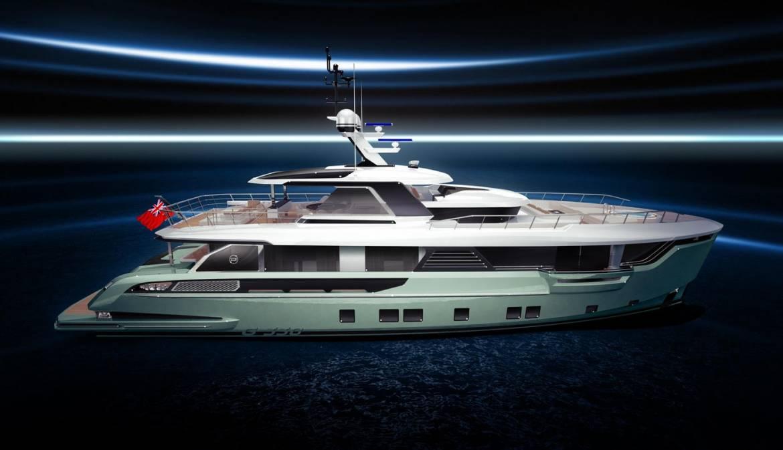 Damen спускает на воду 77-метровую Sea Explorer и другие новости