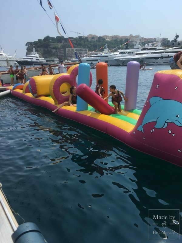 """Праздник моря в Монако: """"коктейль"""" солнца, воды и веселья"""