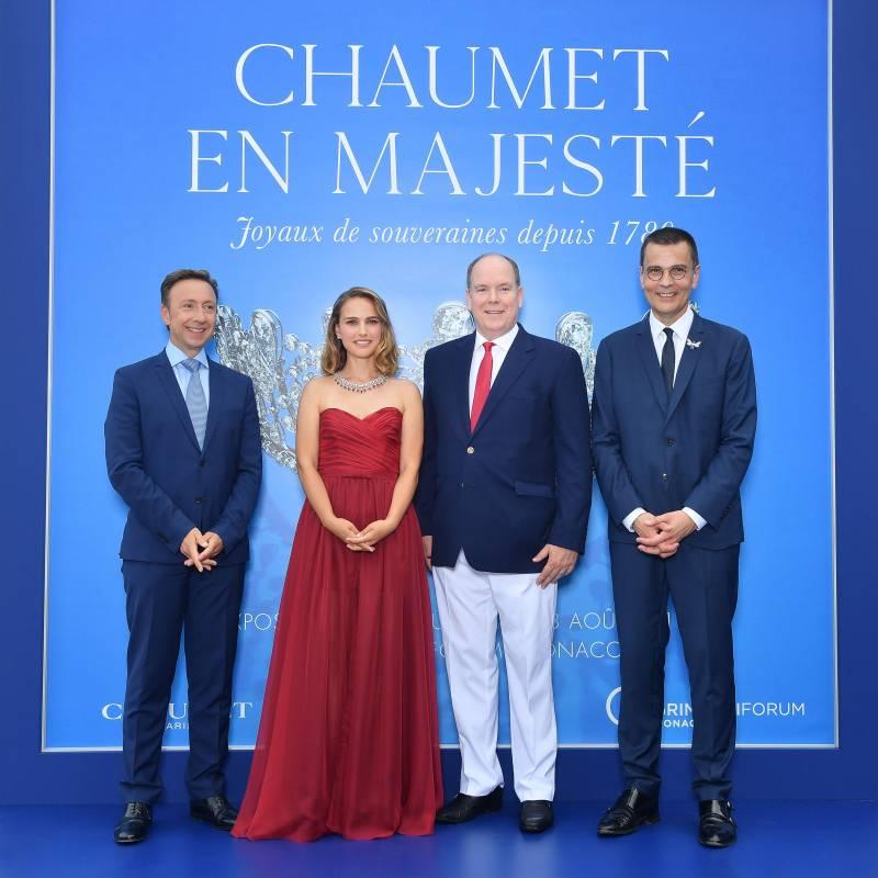 Удивительная и изысканная: экспозиция Chaumet в Форуме Гримальди