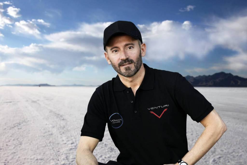 Venturi собирается побить мировой рекорд скорости на электромотоцикле