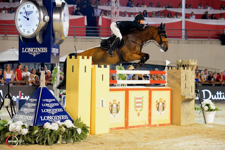 Longines Global Champions Tour в Монако как международный образец конного спорта