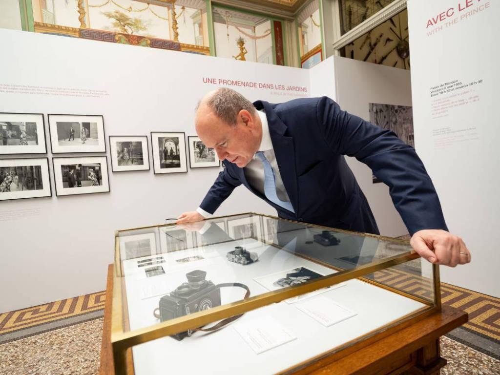Дворец празднует встречу, ознаменовавшую будущее Монако