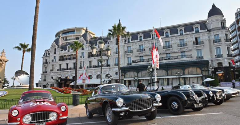 Изысканное соревнование самых элегентных автомобилей в мире
