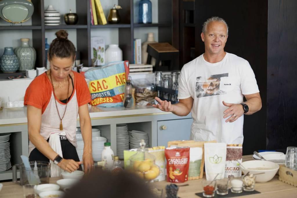 """In your element"": первый wellness-фестиваль в Монако"