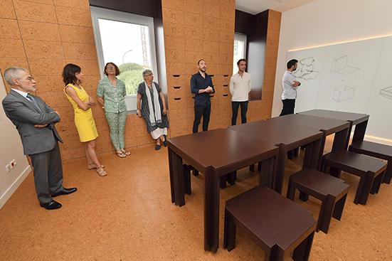 Le Studio - новое образовательное пространство на Вилле Палома (NMNM)