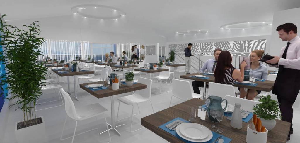 Upper Deck Lounge полностью трансформирован к 2019 году