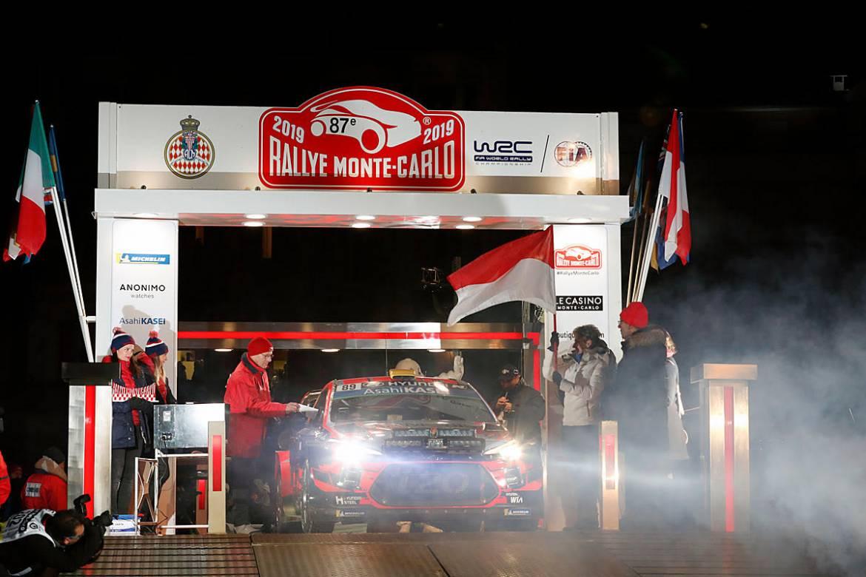 Ралли Монте-Карло 2020: известны новые маршруты и вызовы, ожидающие участников