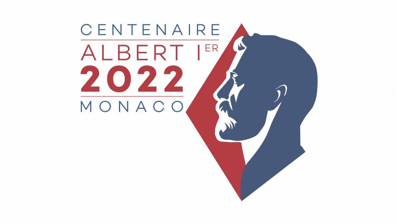 Князь представил логотип Комитета памяти князя Альбера I